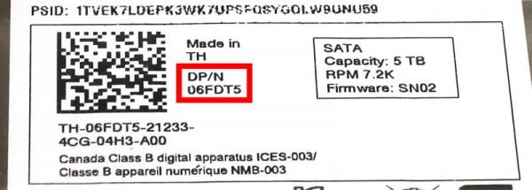 Seagate Enterprise Capacity HDD v4 DPN