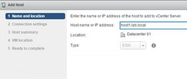 2 node flash vSAN - Add to datacenter