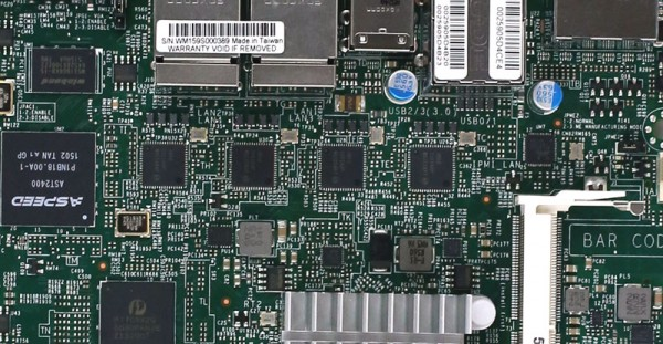 Supermicro X11SBA-LN4F Intel i210-AT Ethernet NICs