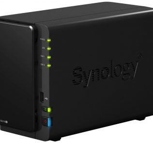 Synology DS216+ Front
