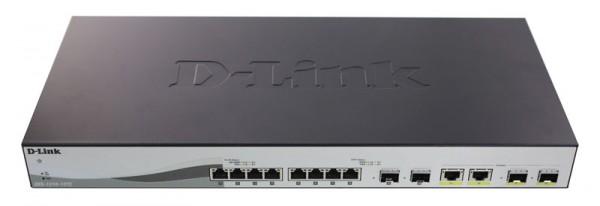 D-Link DXS-1210-12TC Front