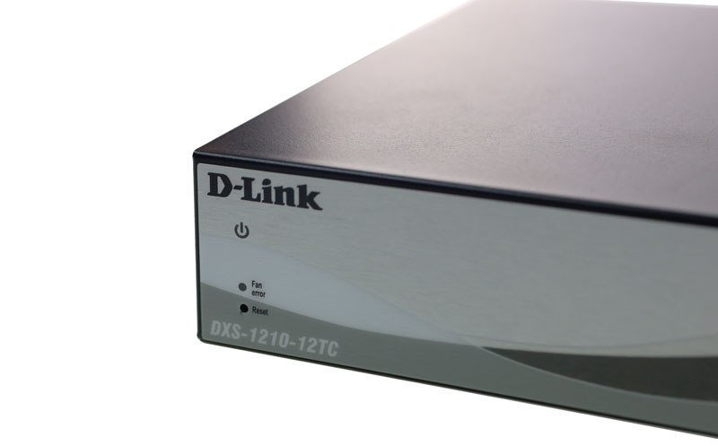 D-Link DXS-1210-12TC Model Name