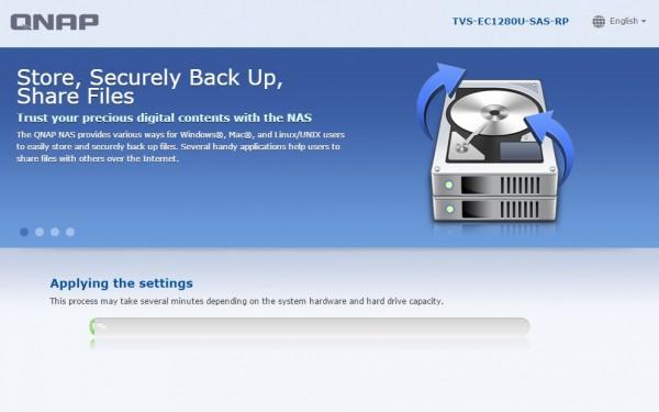 QNAP TVS-EC1280U-SAS-RP 2U NAS Review Part 2: Features