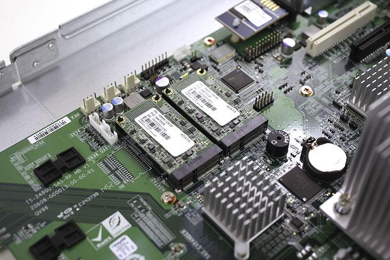 QNAP TVS-EC1280U-SAS-RP 2U NAS Review Part 1: The Hardware