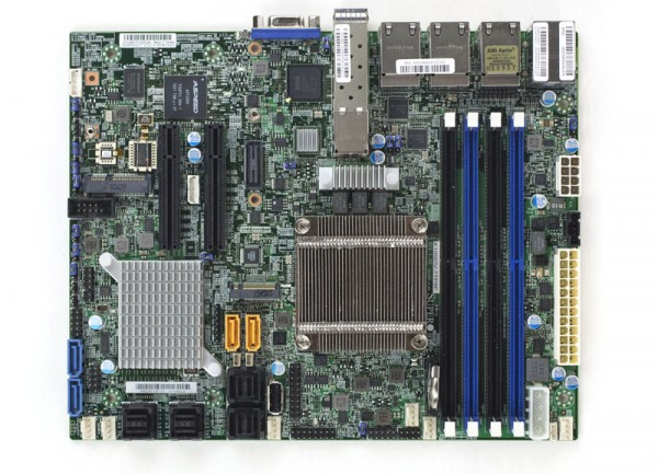 Supermicro X10SDV-7TP8F - Overview