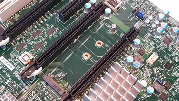 Supermicro X11SAT-F - M.2 Port