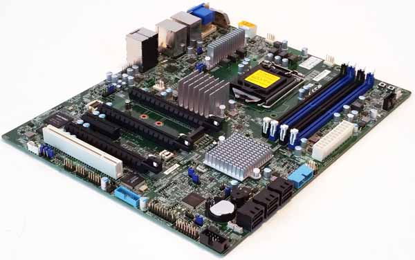 Supermicro X11SAT-F Motherboard