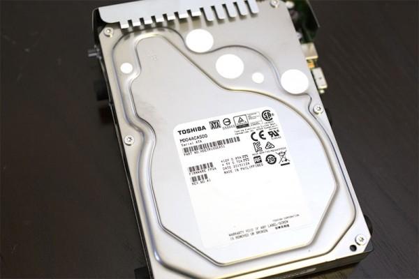 Toshiba MD04ACA500 5TB drive