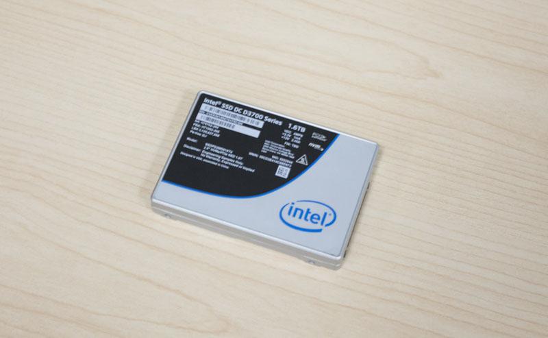 Intel DC D3700 1.6TB