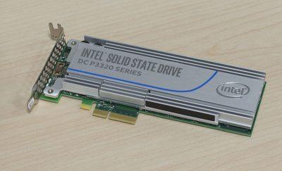 Intel DC NVMe AIC