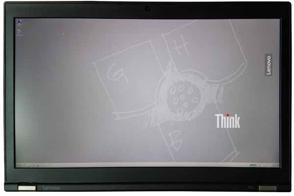 Lenovo ThinkPad P70 - Display