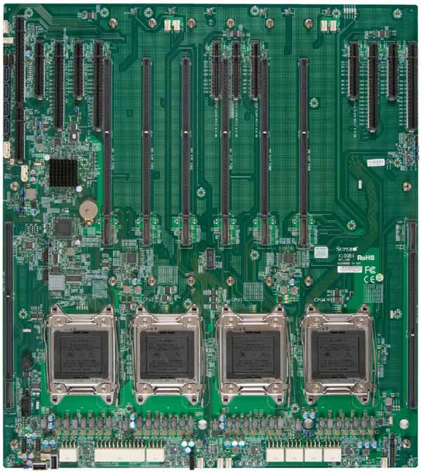 SuperServer 8048B-TR4FT - X10QBi Motherboard