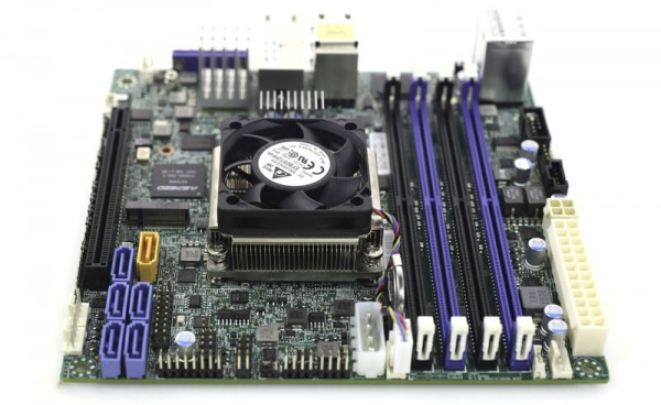 Supermicro X10SDV-6C-TLN4F CPU RAM airflow