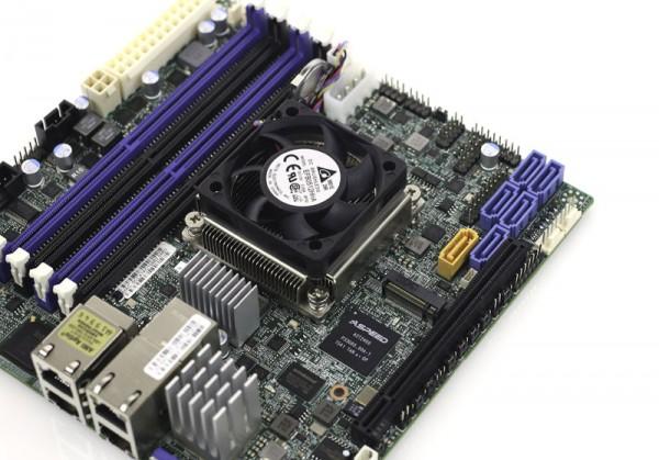 Supermicro X10SDV-6C-TLN4F Expansion