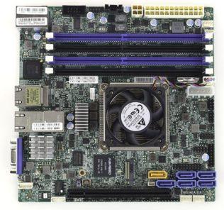 Supermicro X10SDV-6C+-TLN4F Overview