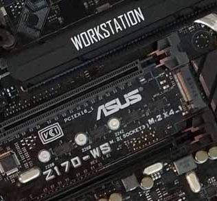 ASUS Z170 WS - Image
