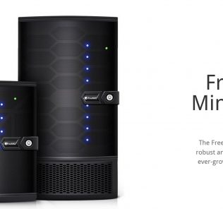 FreeNAS Mini XL