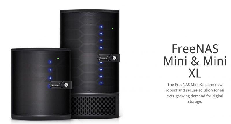 FreeNAS Mini XL