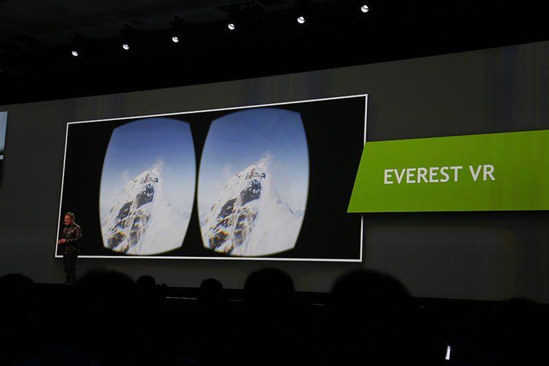 GTC 2016 - Everest VR