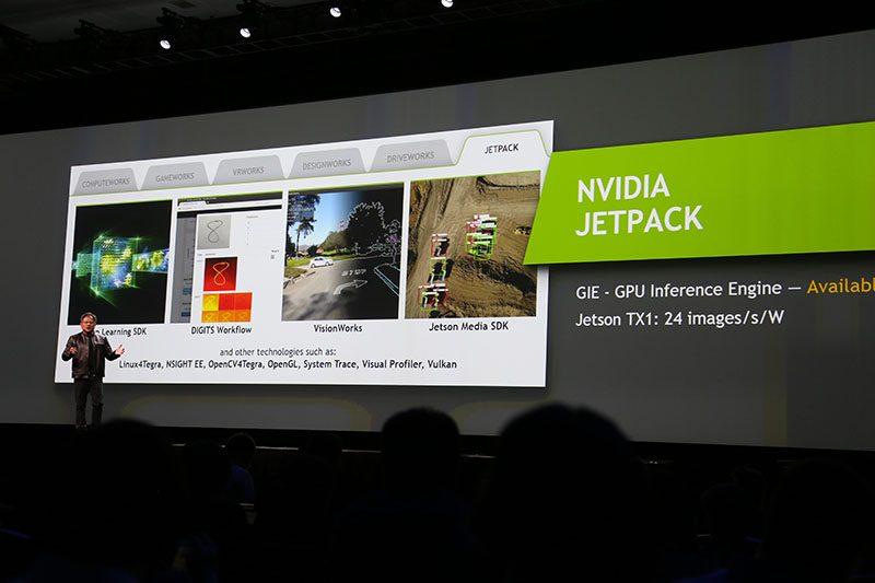 GTC 2016 Jetson TX1 - NVIDIA Computeworks