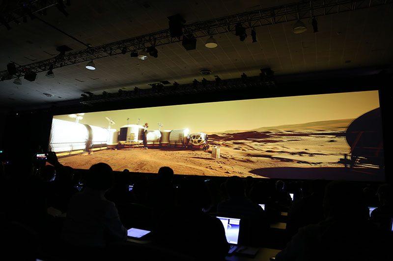 GTC 2016 - Mars 2030 Full Screen