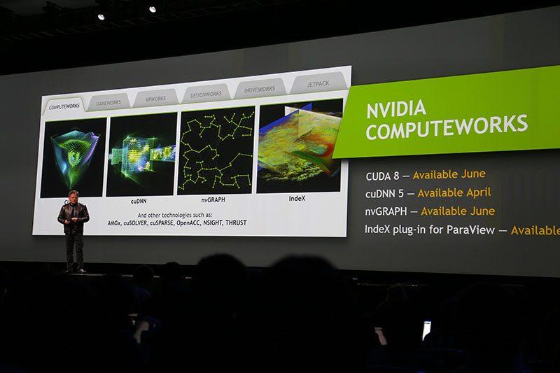 GTC 2016 NVIDIA Computeworks