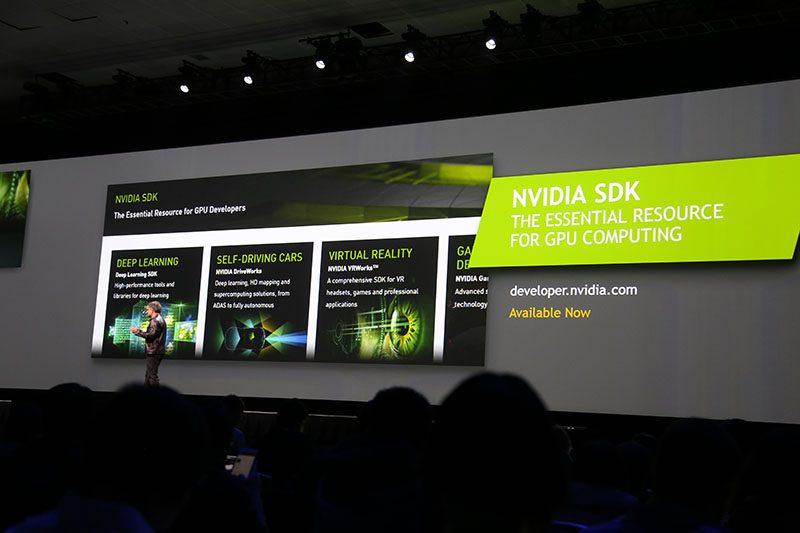 GTC 2016 - NVIDIA SDK