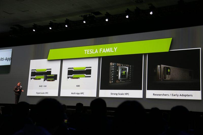 GTC 2016 - Tesla Familiy