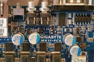 Gigabyte MX11-PC0 Motherboard - Image
