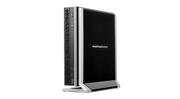 HPE ProLiant EC200a front view