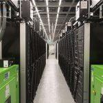 Intel Data Center New Section 1.06 PUE Cooler Aisle