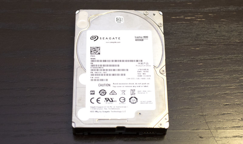Seagate 4tb 2 5 Quot Sata Drives For 61 Off By Shucking Externals