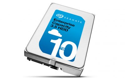 Seagate Enterprise 10TB