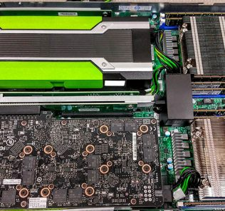 Supermicro SuperBlade GPU with dual NVIDIA GRID cards