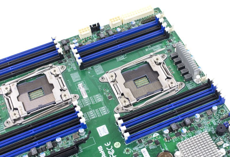 Supermicro X10DRi Review - with Intel Xeon E5-2600 V4 support