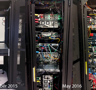 2016-05-05 Data Center Lab evolution