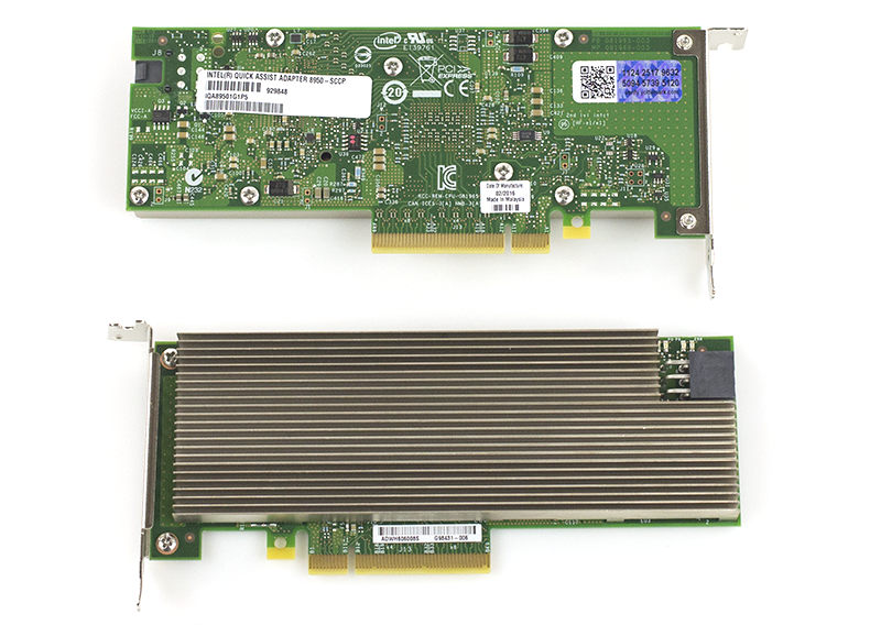Intel Quick Assist Adapter 8950