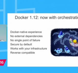 Docker 1.12 Orchestration - overview