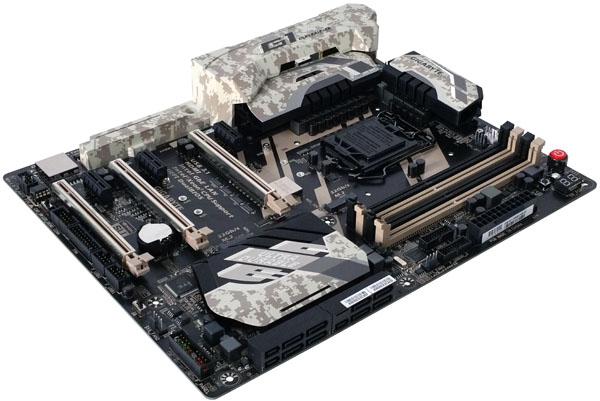 Gigabyte X170 Extreme ECC - Image