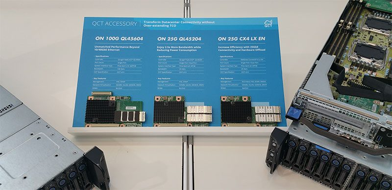 QCT Mezzanine Adapters Computex 2016