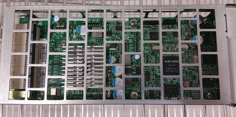 Supermicro 3U MicroBlade Chassis Management Module