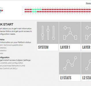 Supermicro MBM-XEM-001 Web Interface