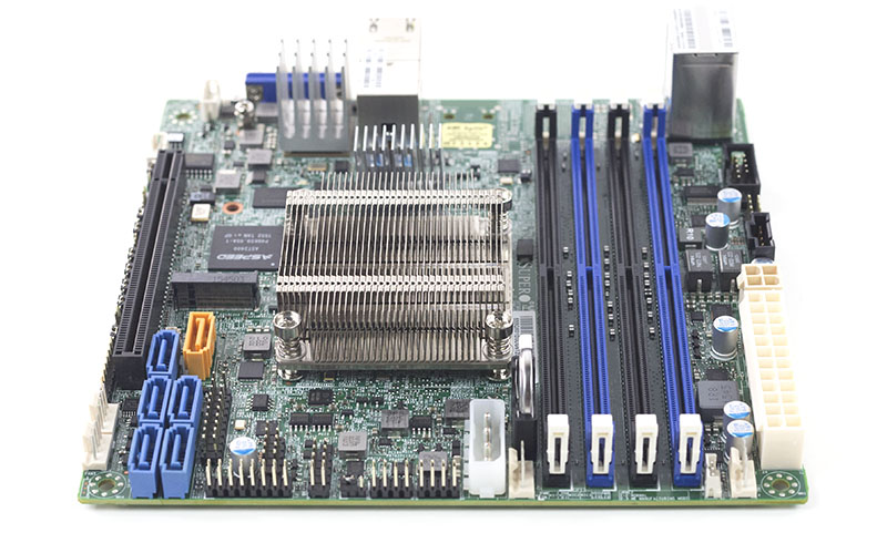 Supermicro X10SDV-2C-TLN2F CPU and airflow