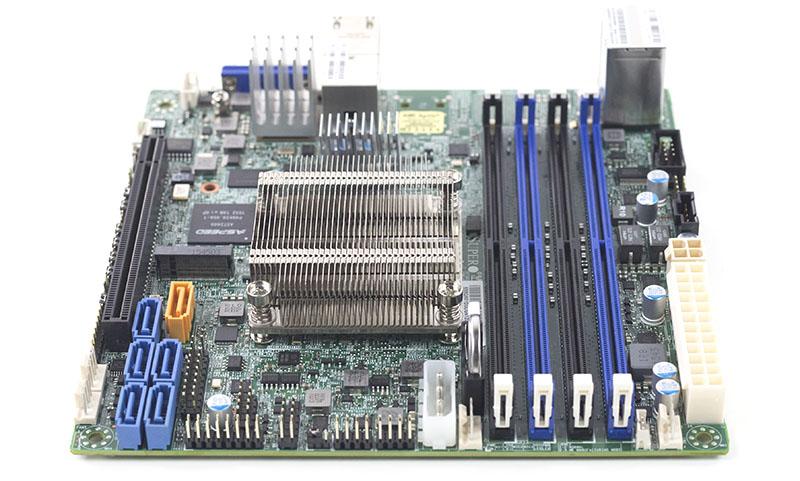 Supermicro X10SDV-2C-TLN2F Review - dual core mITX Pentium D1508