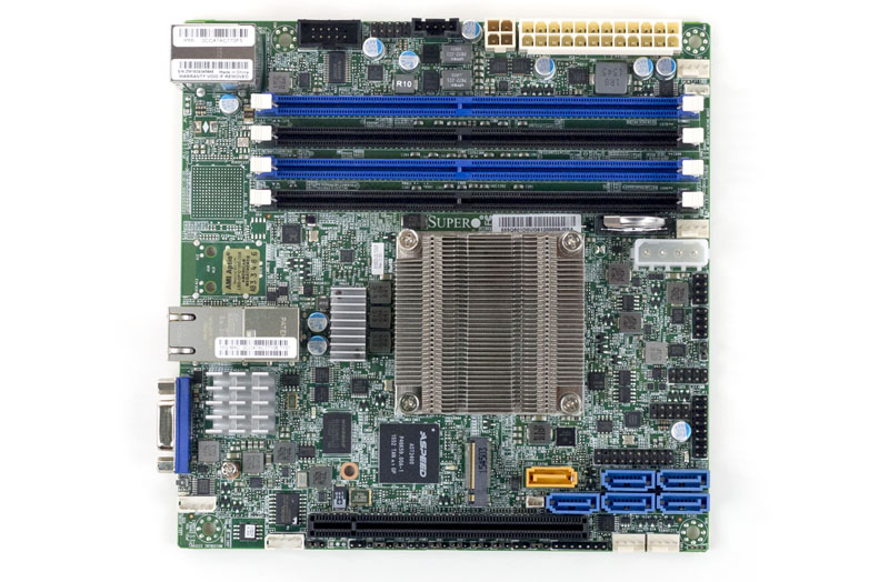 Supermicro X10SDV-2C-TLN2F overview