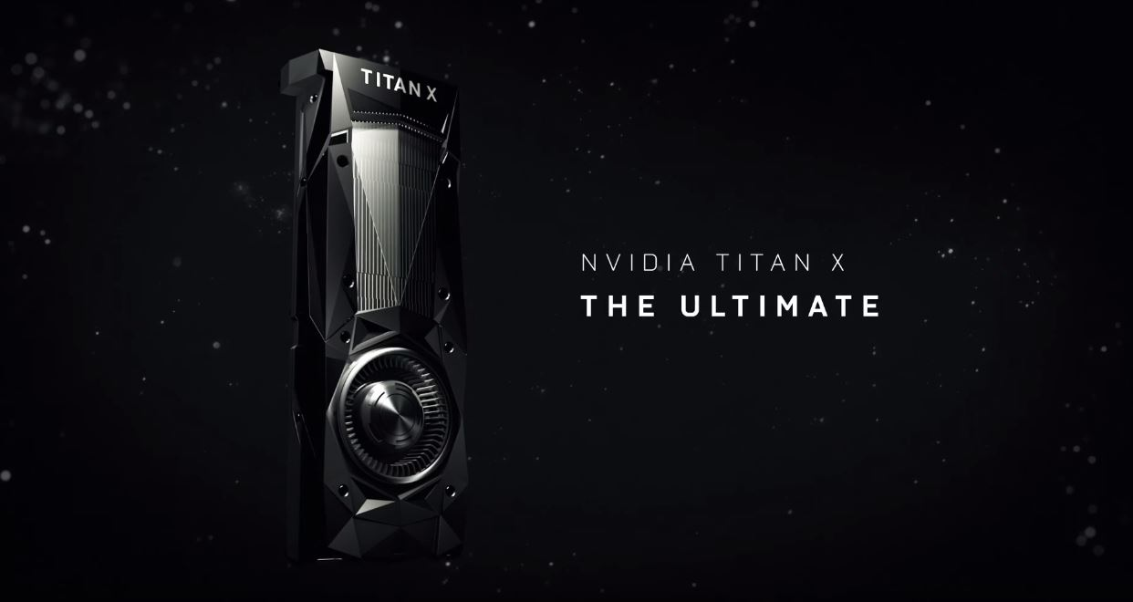NVIDIA Titan X Pascal The Ultimate