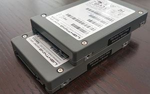 SanDisk Lightning Ascend Gen II 800GB drives