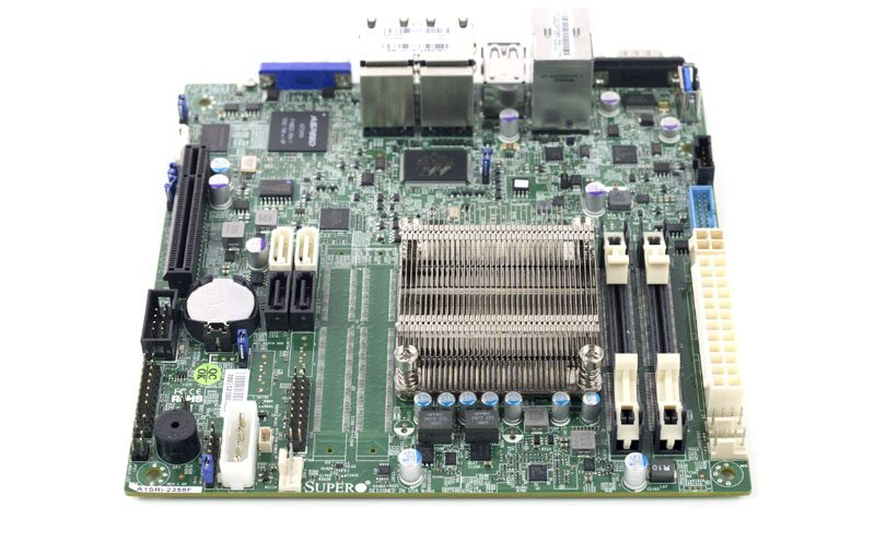 Supermicro A1SRi-2358F airflow