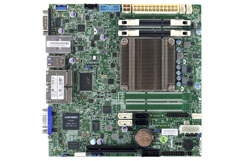 Supermicro A1SRi-2358F BIOS