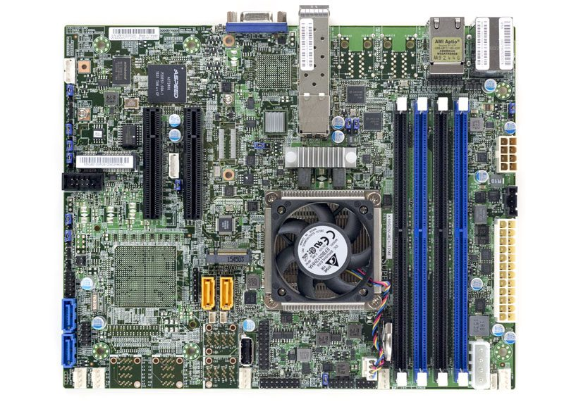 Supermicro X10SDV-4C+-TP4F overview